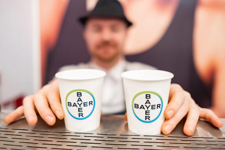 """Кофе бар для компании """"BAYER"""""""